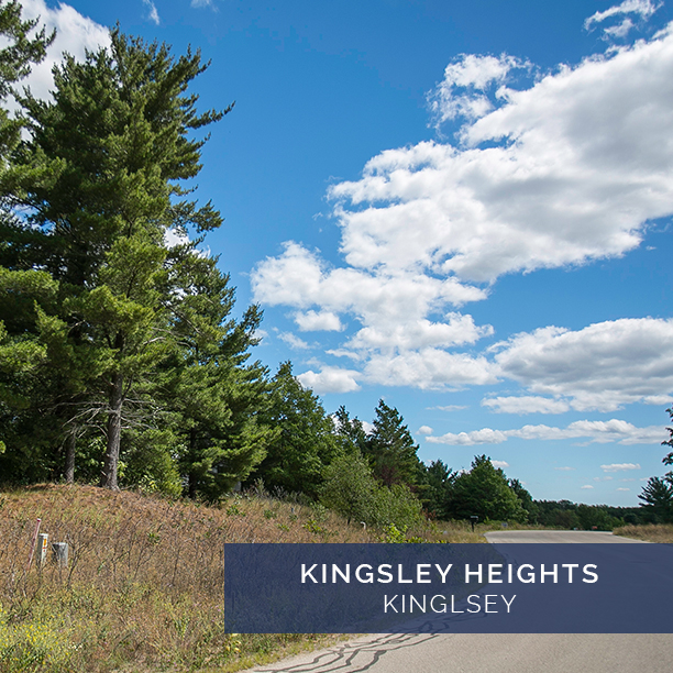 Kingsley Heights, Kingsley, Grand Traverse County